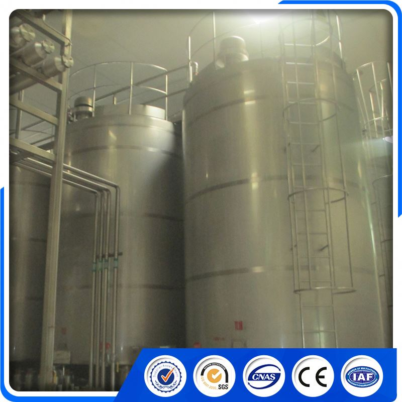 Passed ISO9001 Certification galvanized air compressor water well tanks