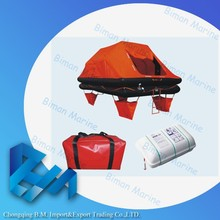 2015 Newest Boat Rigid Type Inflatable Life Raft 10 Persons