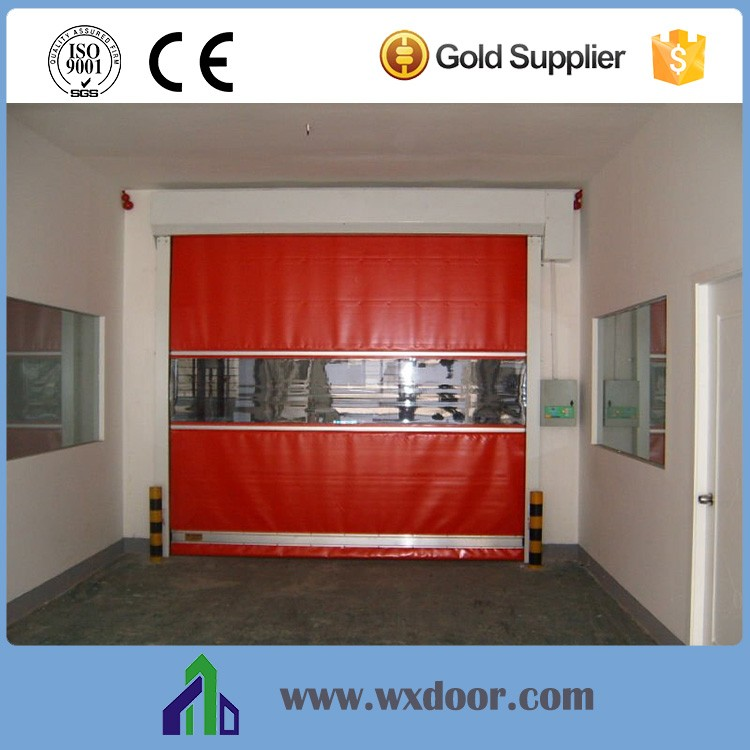 rolling screen door