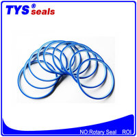 oil seals for excavator Rotary seals PU ROI for construction machinery