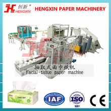 Automatic facial tissue paper machine production line manufacturer sale