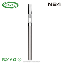 Newest volatge adjustable 280mah cbd battery NB4 mini 510 thread pen preheat touch vape pen battery for thick oil high quality