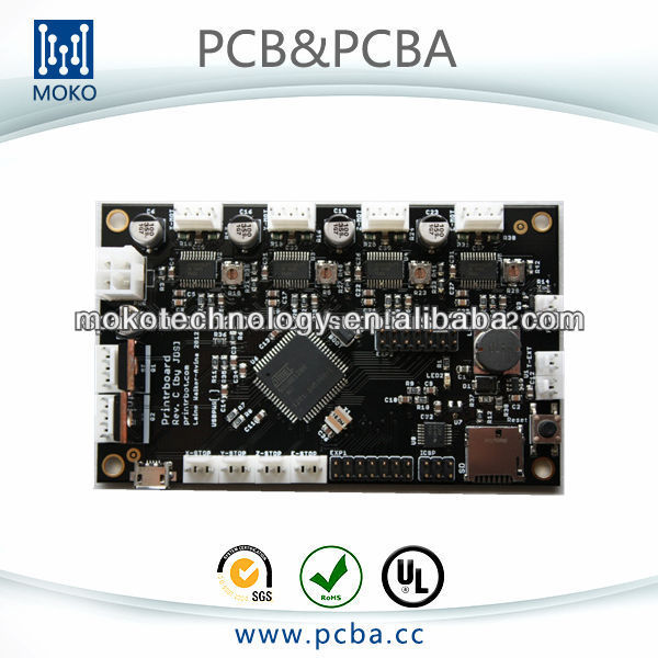 Printer Pcb Board Fabrication And PCB Assembly