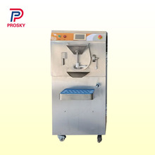 R404A Freeze Instant Ice Cream Machine Hard