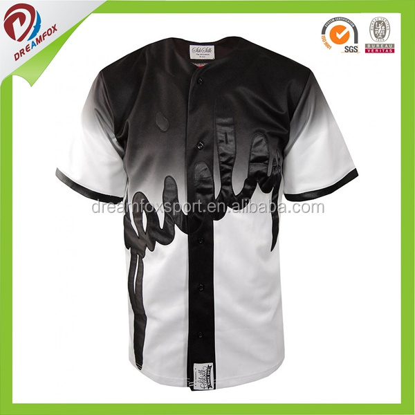 2015 Men's short sleeve blank baseball jersey wholesale custom American Baseball Jerseys
