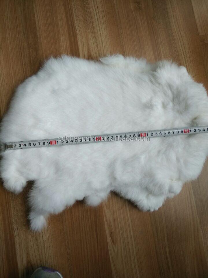 Genuine Rabbit Skin Fur Raw Rabbit Fur Skin Buy Raw