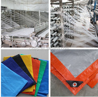 China pe tarpaulin factory CLtarp CO.,LTD