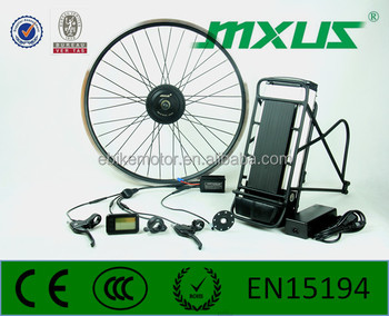 250w mxus bicycle conversion kit with CE