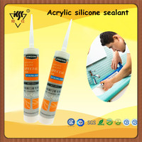 2016 New Arrival Free samples Factory Price One Component Cable Gaps Acrylic Silicone Sealant