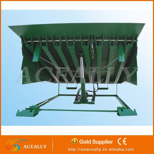 Aceally Hydraulic Dock Ramp / Warehouse Loading dock Leveler