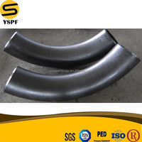 carbon steel pipe fitting bend dimension