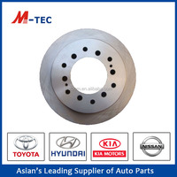 Toyota Auto spare parts brake disc backing plate 42431-60311for Prado