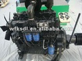 Kaisheng ZH/K4100ZP series diesel engines with clutch