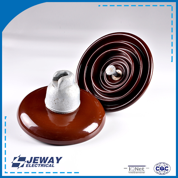 Good quality ANSI 52-8 electrical outdoor ceramic insulators for heaters