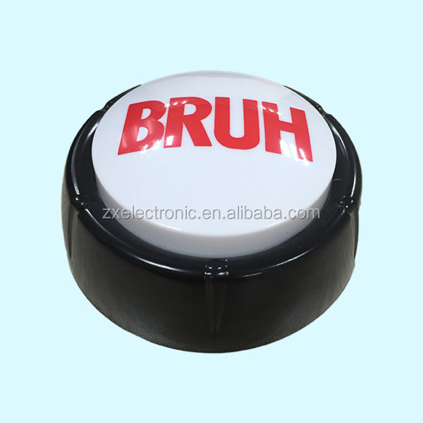 Custom Logo Printing Game music box push button easy button