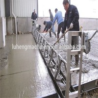 gasoline concrete surface finishing screed