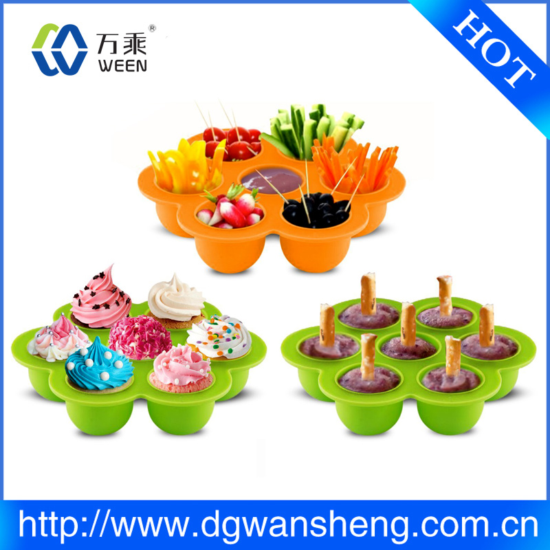 Frozen Food Tray Baby Food Storage Container Plastic Food