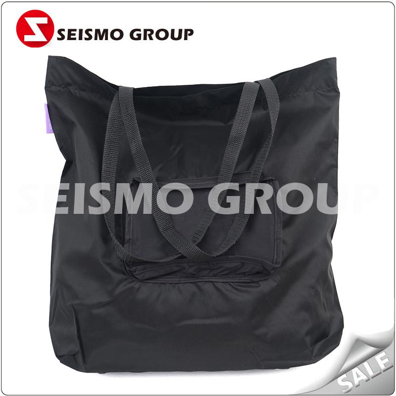 wholesale portable promotion shopping bag tote trendy newly rising pp non woven shopping bags