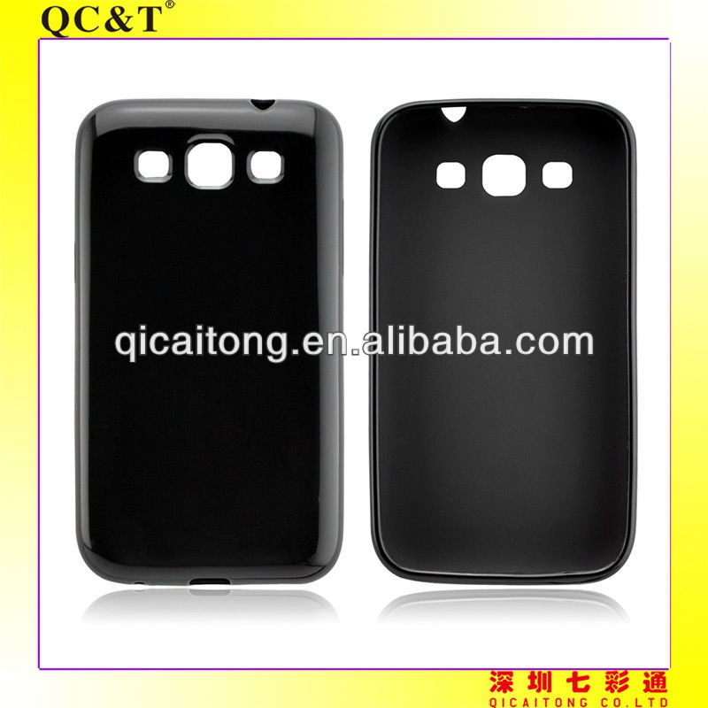 cellphone tpu case (gross outside,mette in side) for Samsung galaxy win I8550/I8552