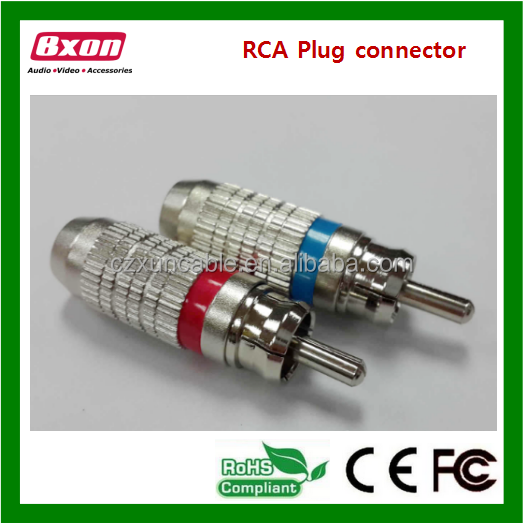 Electrical Connector Audio RCA connector