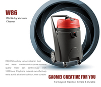W86 CE Certified strong suction vacuum cleaner