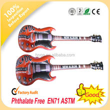 Inflatable guitar, Inflatable air guitar, Inflatable PVC guitar for promotion