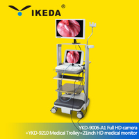 IKEDA Portable Video Otoscope Camera from China with Multifunctions Integrated