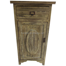 Vintage Wooden Storage Cabinet Minhou Old Style Furniture OEM Cabinet Wholesale