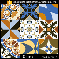600x600 800x800 China rustic design mirror polished tiles