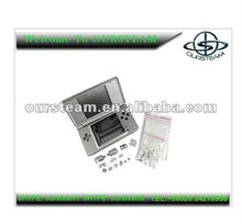 Brand New SILVER For Nintendo DS Lite Housing cover CASE