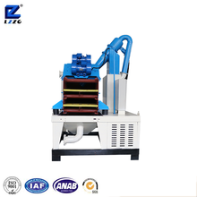 LZZG desander machine, slurry treatment system made in China with the best quality