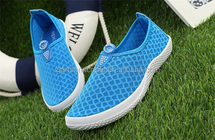 2016 summer students vulcanized casual sport run mesh shoes for unisex
