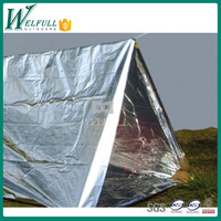 Outdoor Portable Survival Reflect Emergency Tent, shelter