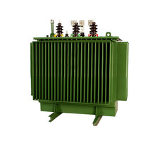 33kv 415v 1000kva 3 phase high voltage electrical oil immersed type transformer S11 supplier from china