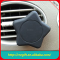 Universal magnetic cell phone car air vent holder OEM Star car vent holder for iphone