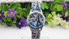 2015 Women's spring Eiffel Tower Butterfly Love Flower Printed Analog Quartz Wrist Watch wholesale
