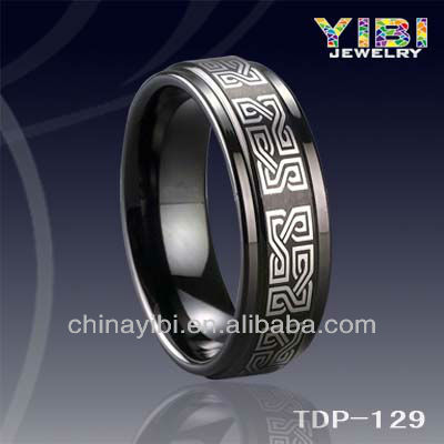 Celtic Bands Wholesale Mens Jewelry,Factory Wholesale Steel Jewellery,Greek Rings