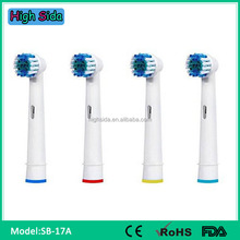 Best Selling Braun Replacement Toothbrush Heads Adapt To Oral B SB17A