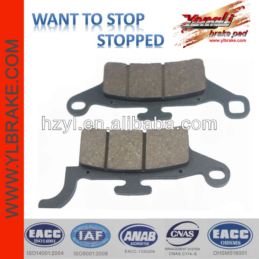 Best motorcycle brake part japanese car brake pads