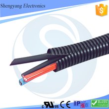 Electrical PVC coated pipe metal liquid tight hose corrugated flexible conduit