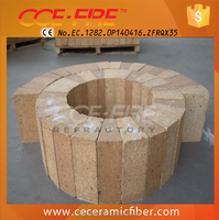 CCE.FIRE refractory fire bricks for boiler refractory