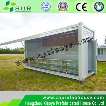 Best price import china products container house