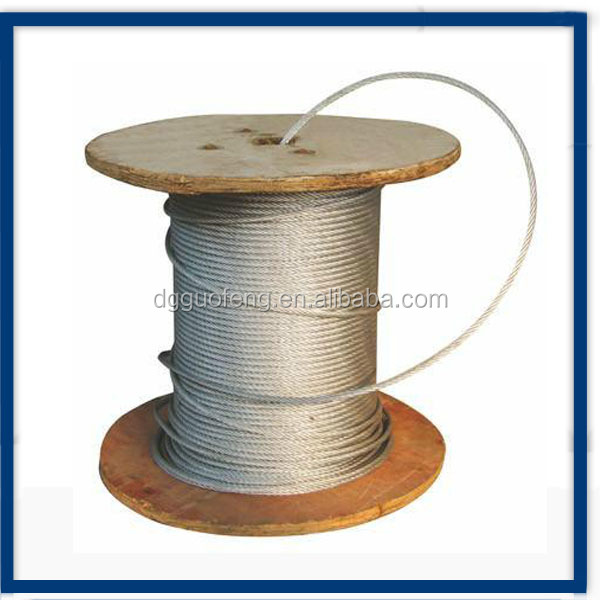 various nylon coated top spliced steel wire rope sling