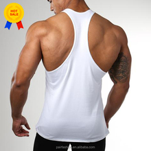 Top Sale Wholesale Man Sports Fitness Stringer Gym Tank Top Custom manufacturer