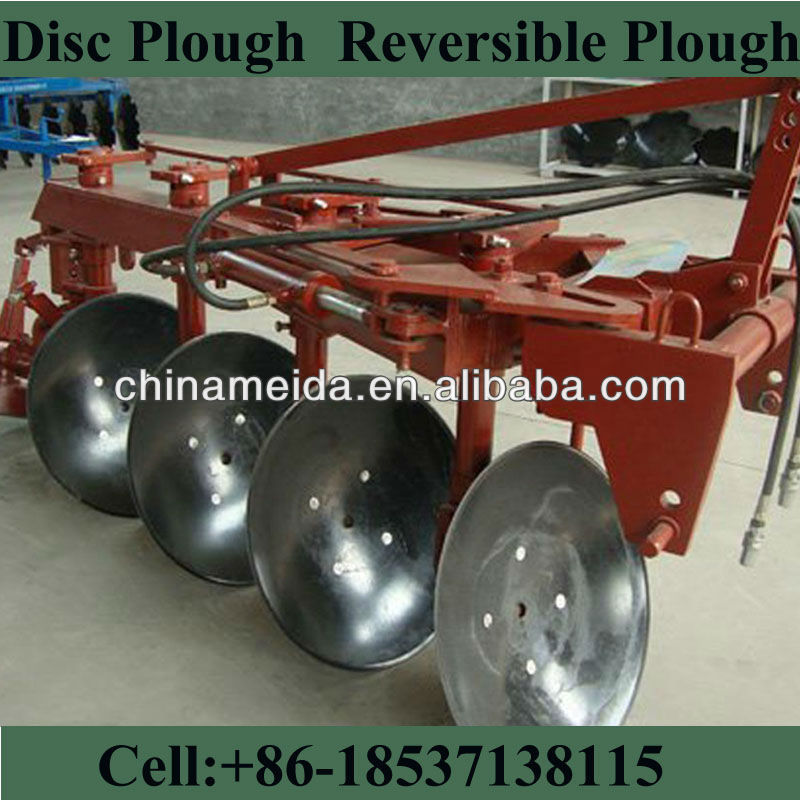 High Quality 2,3,4,5,6,disc Factory New One Way Side boron rotary-driven disc plough Reversible Disc Plough Pipe Plough
