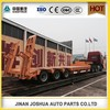 Heavy Load Sinotruk Low Bed Semi