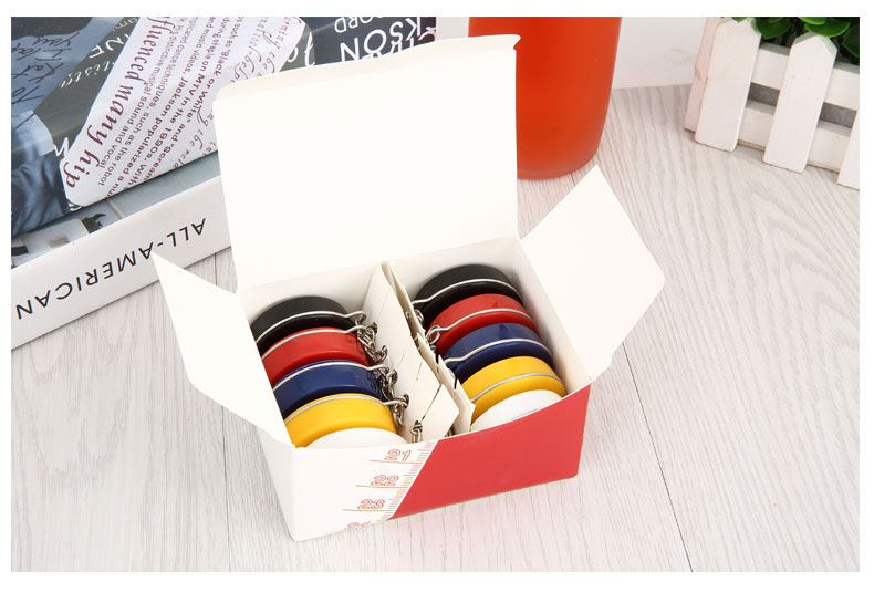 1.5M 60Inch German hoechstmass Quality custom tailor roller tape measure with string