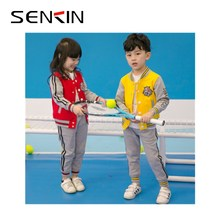 Wholesale Tracksuit Design School Uniform /Primary School-Uniform Sample