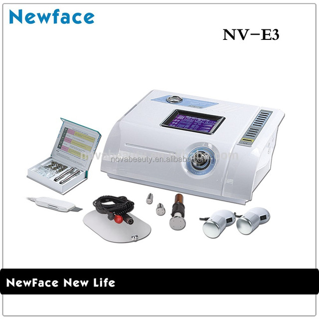 New business idea 3 in 1 diamond microdermabrasion at home NV-E3
