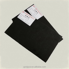 4mm thick hard plastic black POM sheet